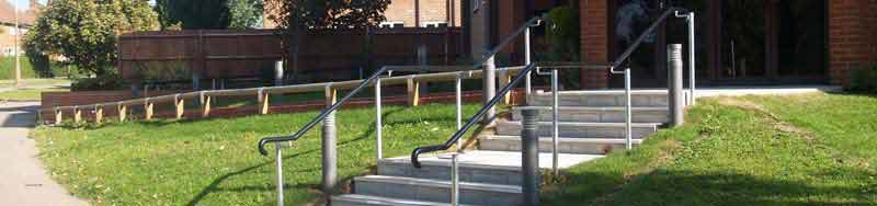 Access for all, Ludwick Way Methodist Church